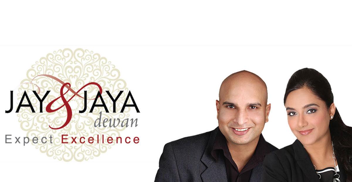 Jay and Jaya Dewan